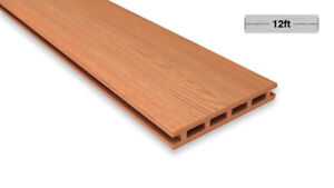 PVC Composite Decking Board, $2.00 per ft w Tax (12.1 ft = $24)