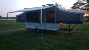 SOLD Jayco Qwest 12A tent trailer