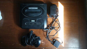 Sega Genesis Complete With Cords & 1 Controller