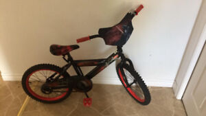 Kids Bike Darth Vader Size 16