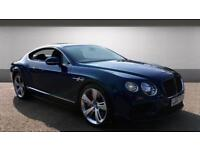 2017 Bentley Continental GT 4.0 V8 S Mulliner Driving Spec Automatic Petrol Coup