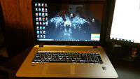 HP Envy 17 Touch Screen *Barely Used*