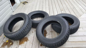 Winter tires for sale. 225/60R16 98T