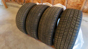 Pneus d'hiver Blizzak Winter Tires