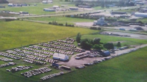 AUTO SALVAGE YARD       for sale   $250,000  obo