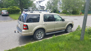 ford explorer limitied 2006