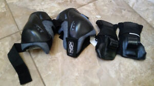 Knee Pads and Wrist Guards