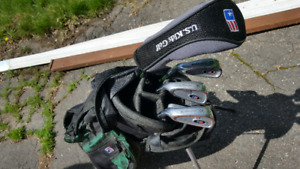 Junior Golf Clubs by US Kids