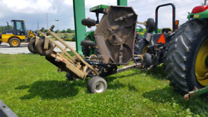 USED LAND PRIDE BAT WING MOWER