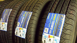 BRAND NEW ALL SEASON TIRES FOR SALE. LUBE SERVICE.