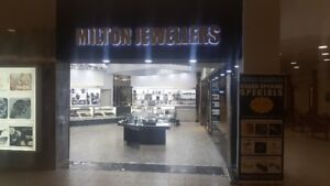 MILTON JEWELLERS & WATCHES AT MILTON MALL UPTO 40% OFF