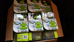 Wholesale Lot of 47 Apptivity Angry Birds King Pig Single Pack