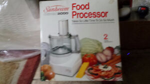 Sunbeam Food Processor
