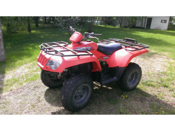 Used 2006 Arctic Cat 400VP