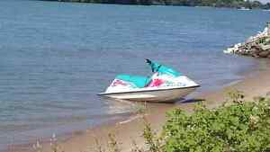 1995 seadoo sp 580 cc with trailer for sale Windsor Region Ontario image 1