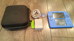 Modded Nintendo 2DS with 1000+ games! (Ultimate Nintendo 2DS)