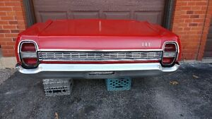 1968 Ford Galaxie 500 Back End/Clip
