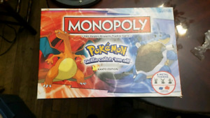 Kanto Edition POKEMON MONOPOLY