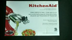 KitchenAid Spiralzer