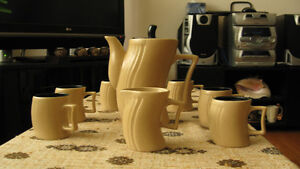 Coffee Set - 9 pieces