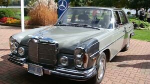 Mercedes-Benz 1966 250S Rare and Beautiful $15,000