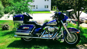 Harley Davidson Electra glide classic flht 2007