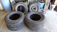 I have a few Tires For Sale