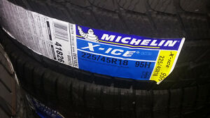 Michelin X-ICE 225/45R18 95H