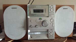 Sony radio & CD player Windsor Region Ontario image 1