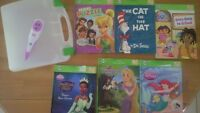 Leap Frog Tag Reader w/6 Books