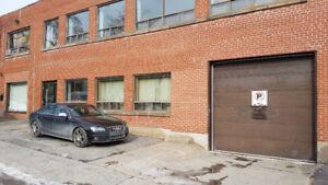 NDG ground floor space for rent