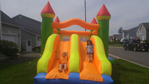 Large bouncy castle $150 for the day.