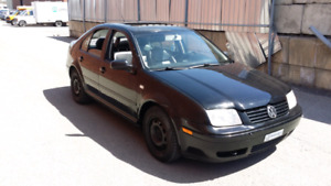 Jetta 1.8T GLS Cuir Sunroof Full Load 950$