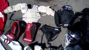 Youth Goalie gear