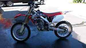 CRF 450R  2006 For Sale