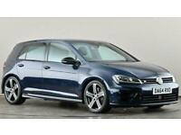 2014 Volkswagen Golf 2.0 TSI R 5dr Hatchback petrol Manual
