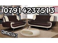 PALERMO SOFA RANGE CORNER SOFA 3+ 2 SETS ARM CHAIRS AND FOOT STOOLS 8743