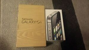iphone 4s 8gb and samsung galaxy s4 for 300, with 7 iphone case.