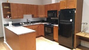 Private room in spacious 2 bedroom apartment. Newly finished apa