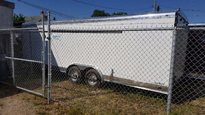 Excellent Selection of 18 to 24 Foot Long Trailers in Stock