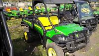John Deere 825i Gator Utility Vehicle