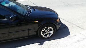 2005 BMW 3-Series Berline seulement 4500$