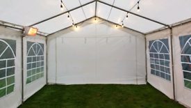TOM'S MARQUEE HIRE