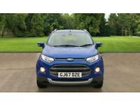 2017 Ford EcoSport 1.5 Titanium 5dr Powershift (1 Automatic Petrol Hatchback