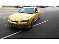 2005 Hyundai Coupe 2.0 Ltd Edn auto SE PETROL
