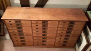 Apothecary Cabinet - Multi drawer
