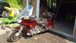 Goldwing 1200 Interstate