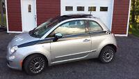 2012 Fiat Other 500 L INDY Hatchback