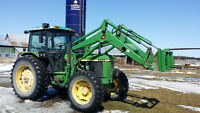 John Deere 2955 4x4 with 740 Loader ~ Will consider offers!