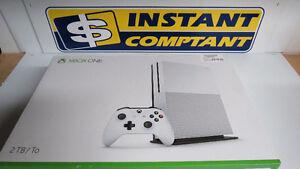 Console Xbox One S 2TB ***ÉTAT NEUF*** w008014